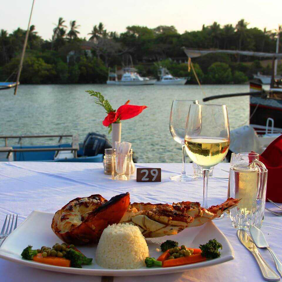 La Marina - Restaurants in Mombasa