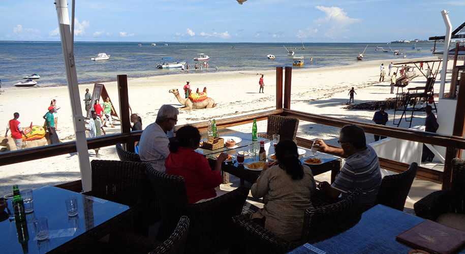 Yuls Aquadrom - Restaurants in Mombasa