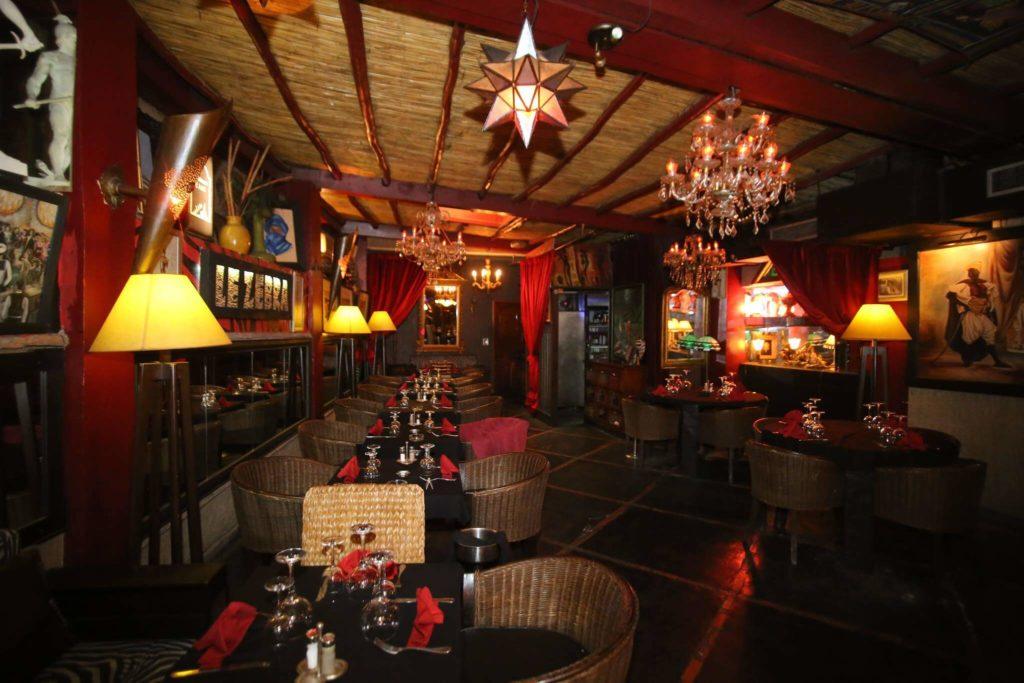 African Chic - Restaurants in Marrakech