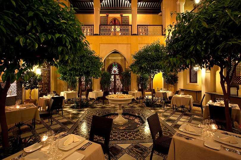 Pepe Nero - Restaurants in Marrakech