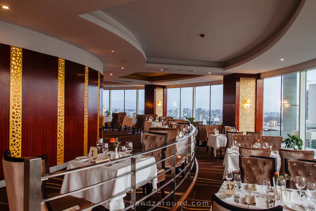 InterContinental Addis Ababa - Restaurants Addis Ababa