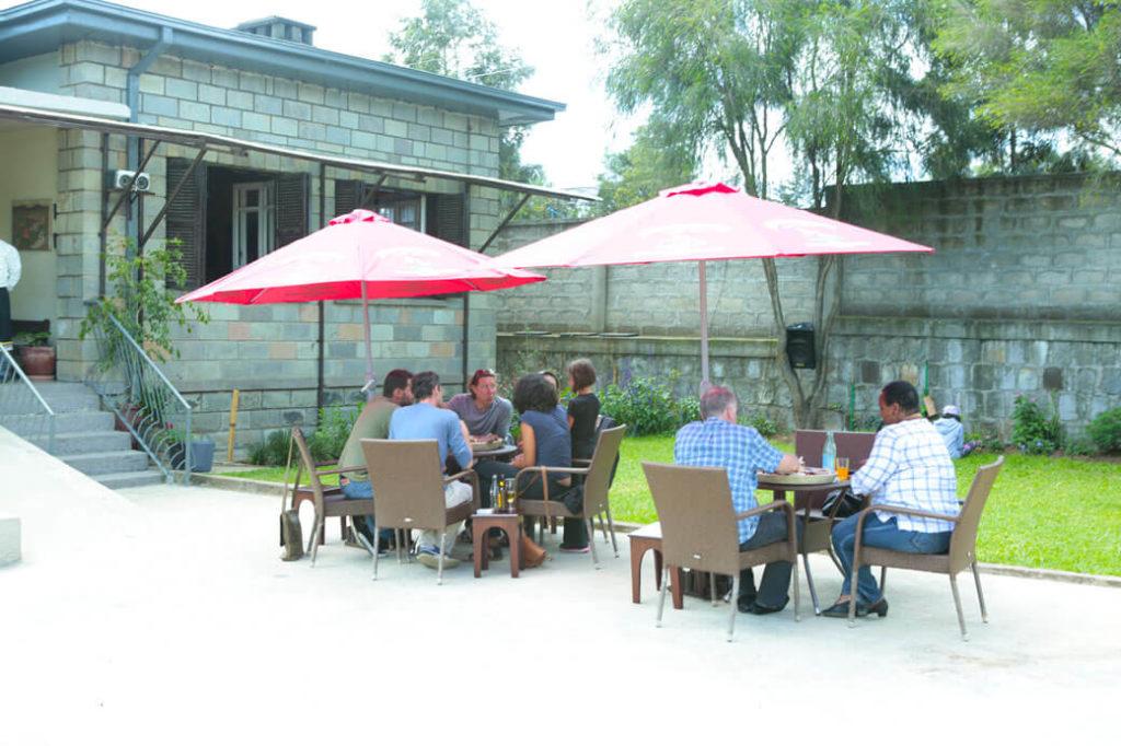 Dashen Traditional Restaurant
