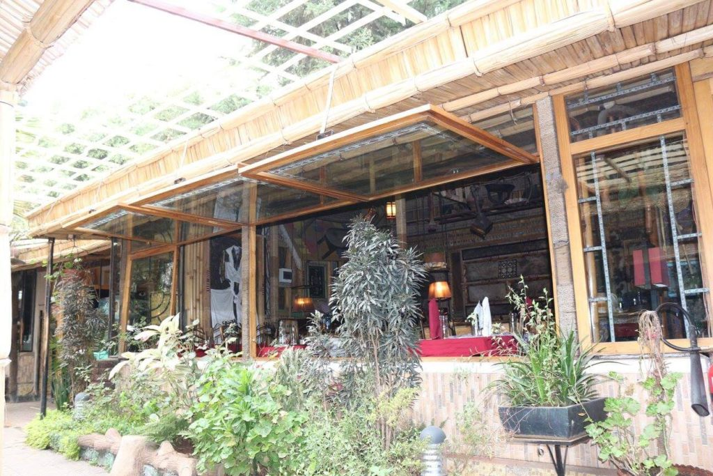 Lucy Gazebo Restaurant - Restaurants Addis Ababa