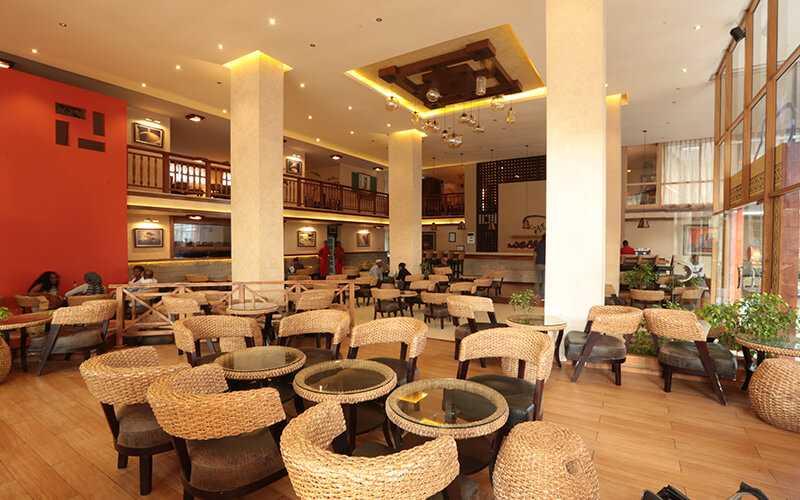 Kategna - Restaurants Addis Ababa