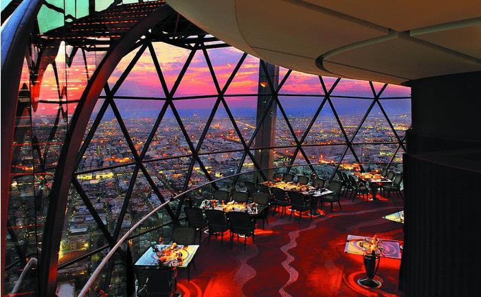 The Globe Restaurant - Best Restaurants in Riyadh