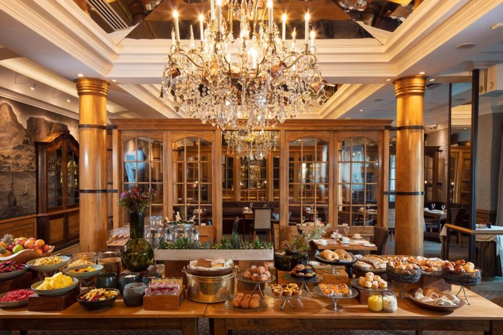 Restaurants in Cape Town - Signal Restaurant