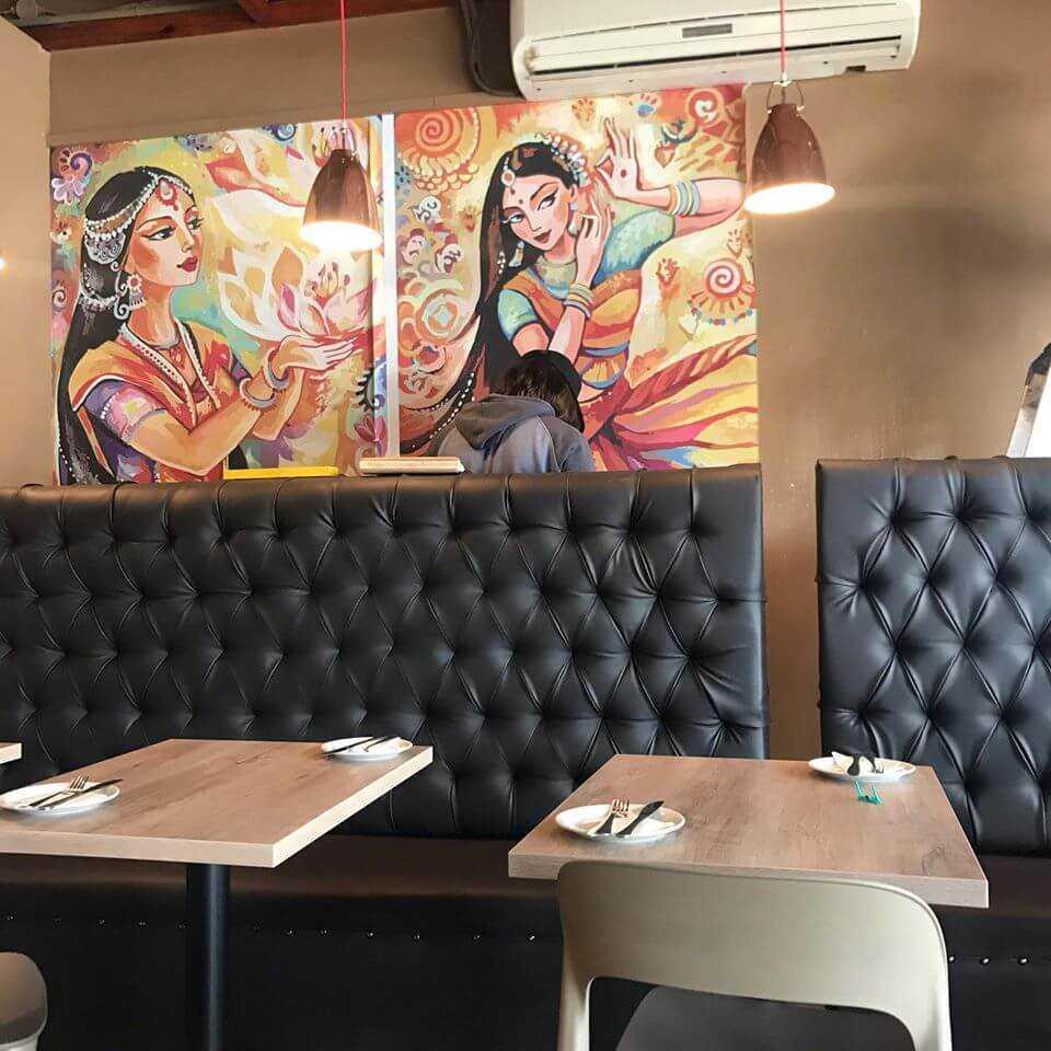 Restaurants in Cape Town - Maharajah South Indian Restaurant