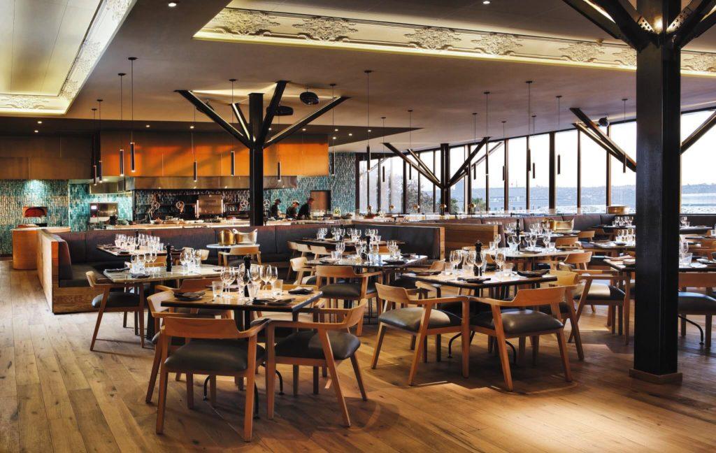 Marble restaurant  - Best Restaurants Johannesburg
