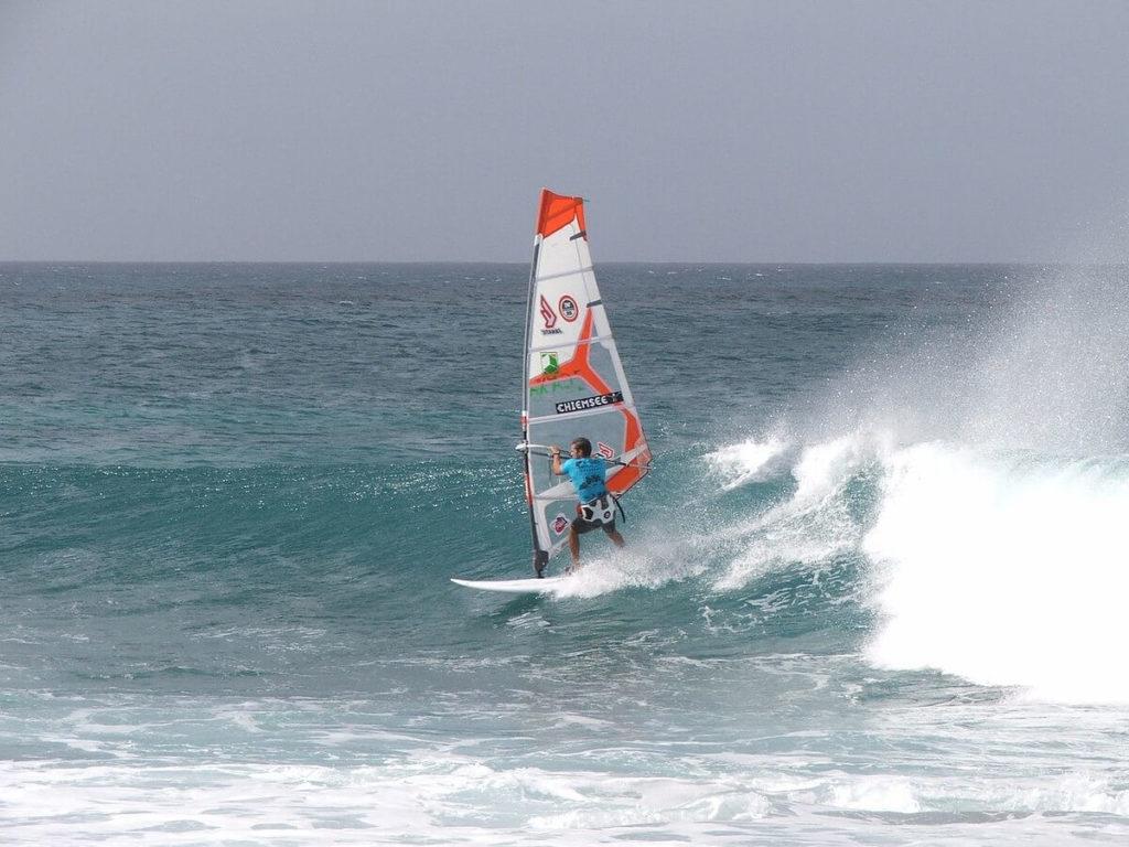 Things to Do in Cape Verde Pezi Huber Windsurf center