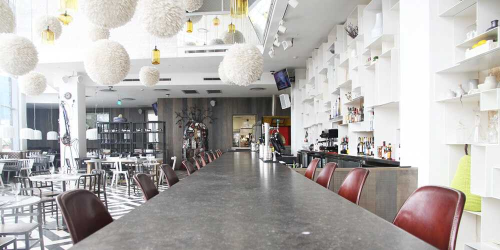 Coco Lounge and Urban Grill Restaurants in Accra