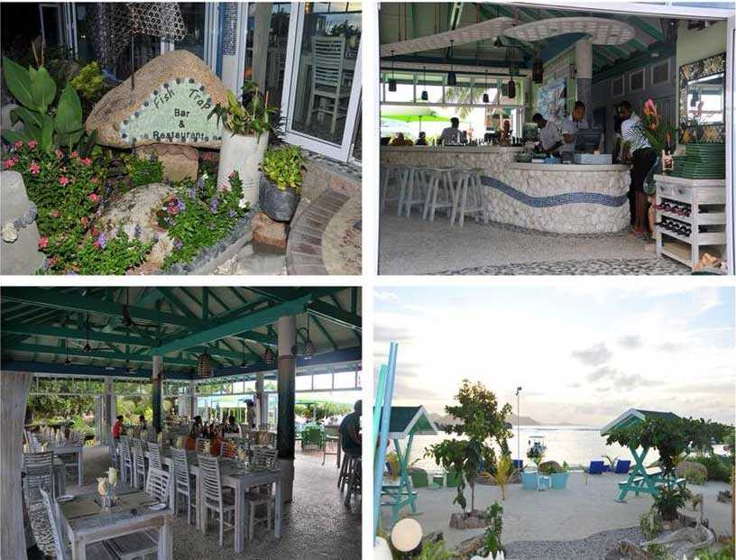 The Fish Trap - Best Restaurants in Seychelles