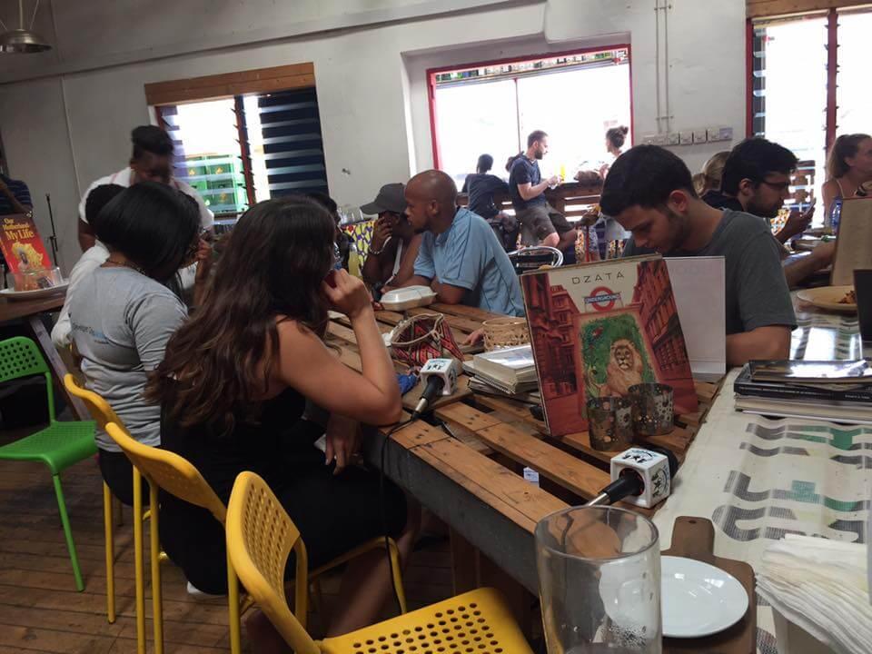 Jamestown Cafe and Restaurant