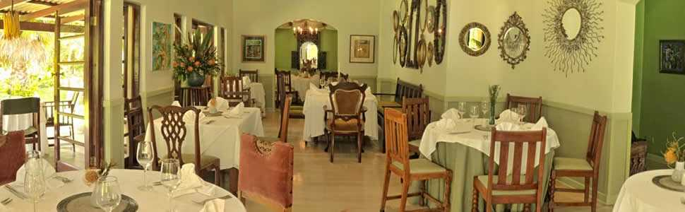 Amanzi Restaurant -Best Restaurants in Harare