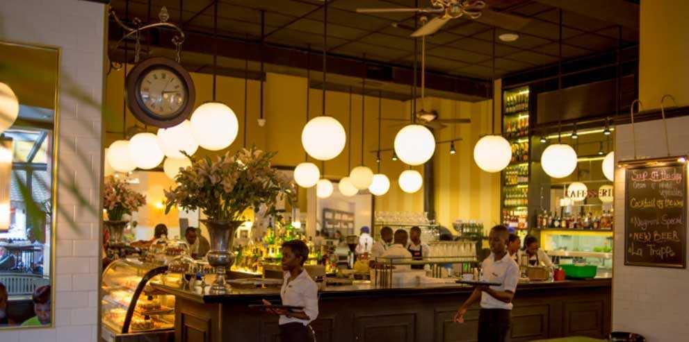 Cafesserie  - Best Restaurants in Kampala