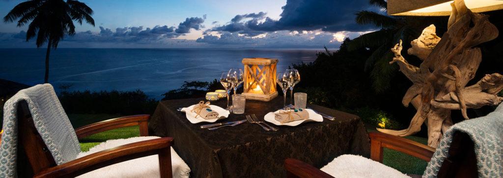 Chateau de Feuilles - Best Restaurants in Seychelles