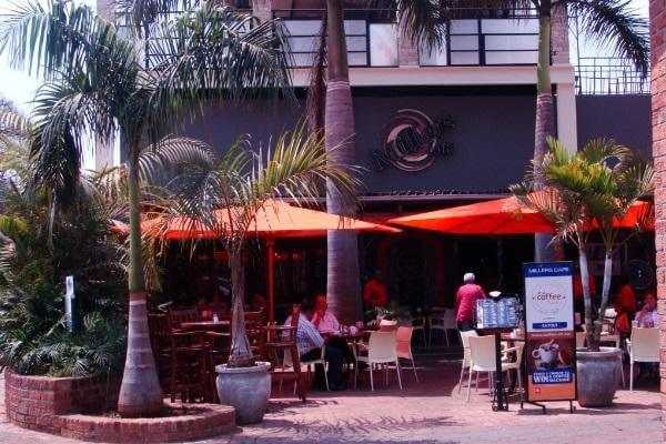 Millers cafe - Best Restaurants in Harare