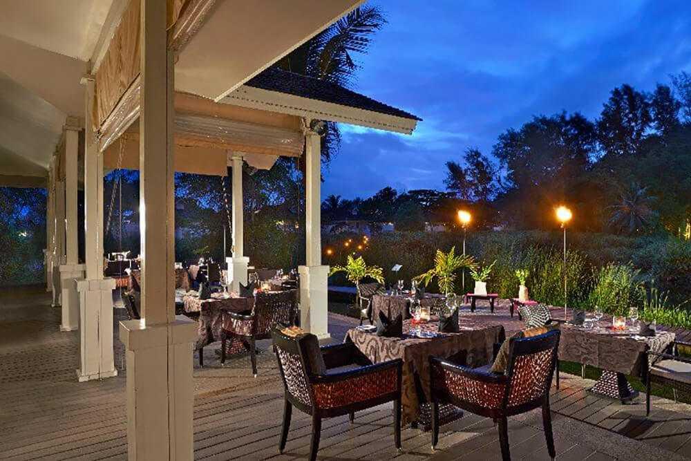 The Saffron -Best Restaurants in Seychelles
