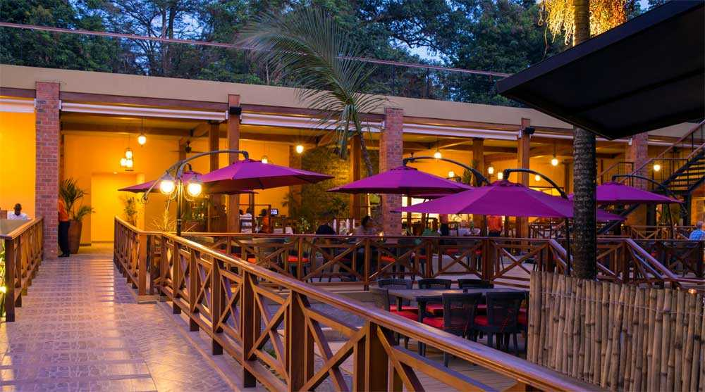 The Lawns - Best Restaurants in Kampala