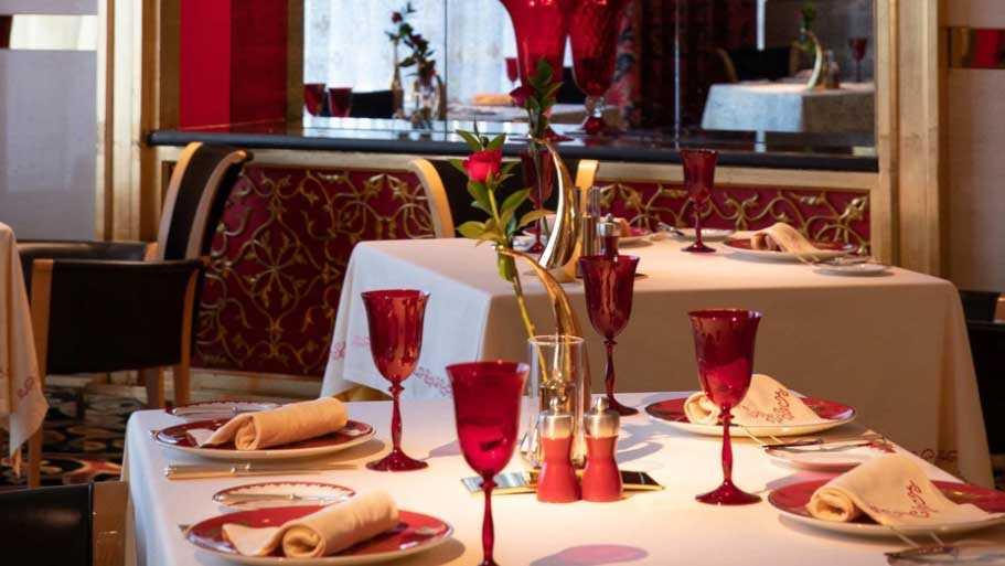 Al Iwan -Best Restaurants in Dubai