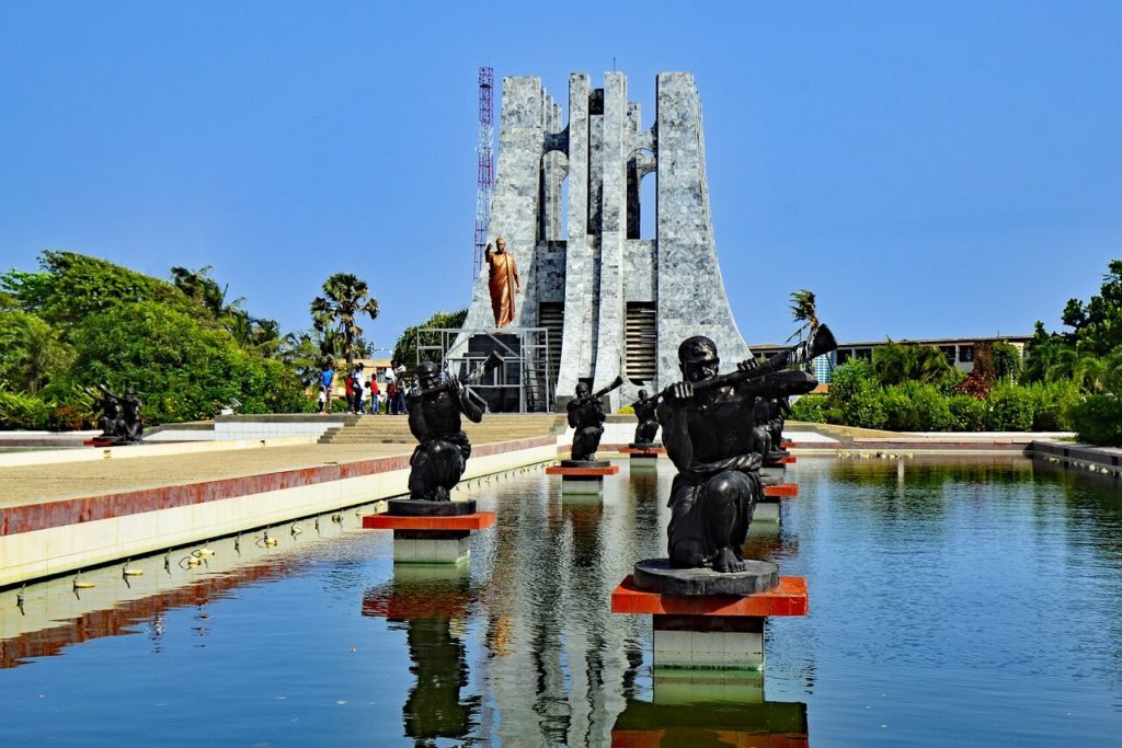 Kwame Nkrumah Memorial Park -Things to Do in Accra