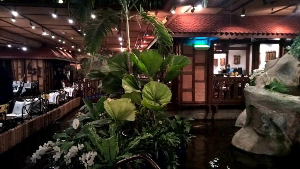 Blue Elephant  - Best Restaurants in Dubai