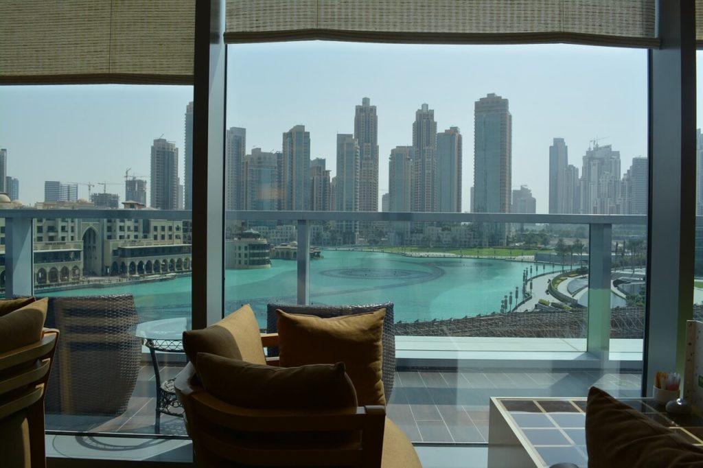 The Viewing Deck Restaurant - Best Restaurants in Dubai