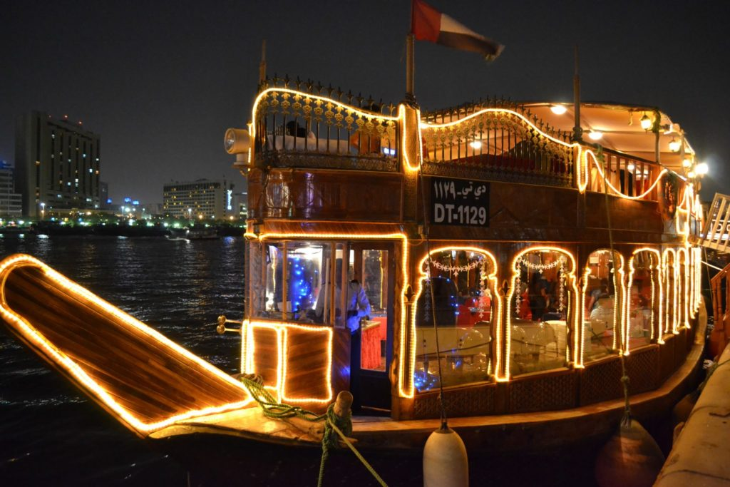 Falcon Oasis Floating Restaurant - Best Restaurants in Dubai