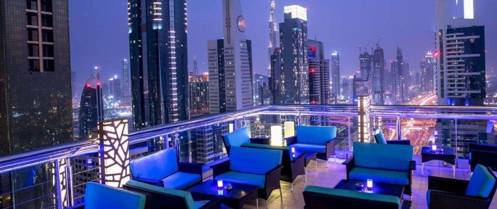 Level 43 Sky Lounge Best Restaurants in Dubai