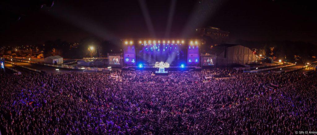 Mawazine - Moroccan International Music Festival - Best African Music Festivals