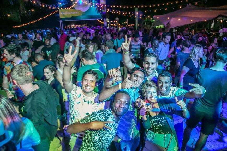 Full Moon Party at Kendwa Rocks, Zanzibar - Things to Do in Zanzibar