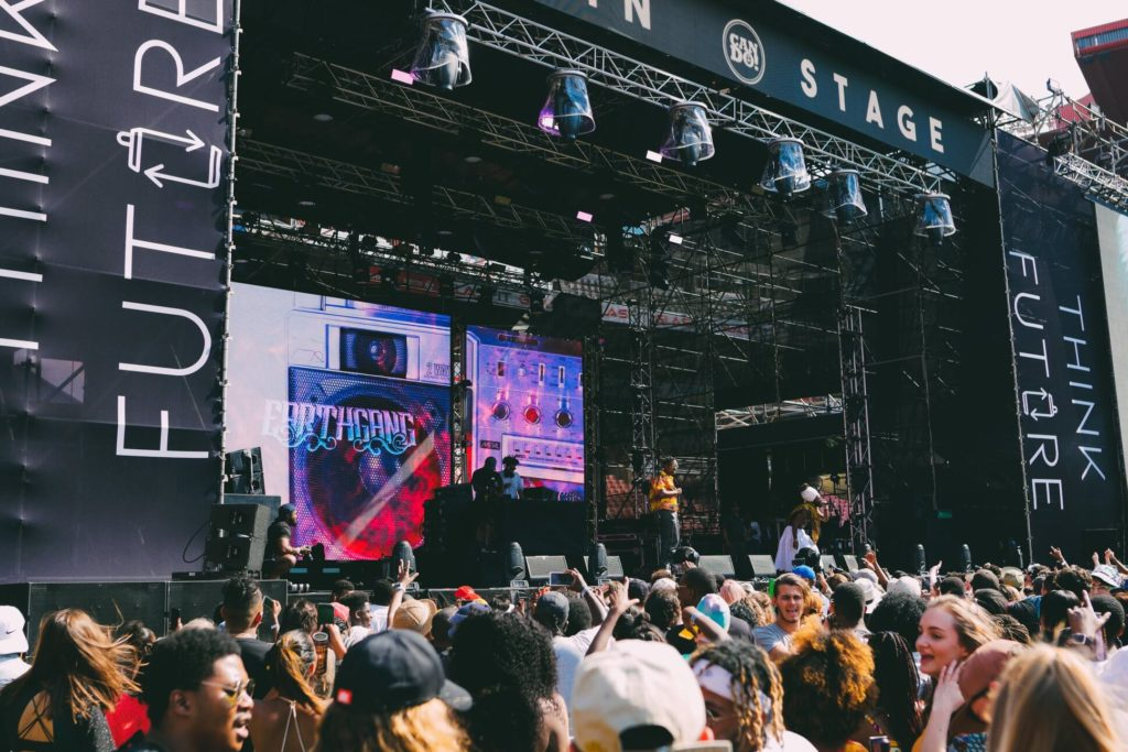Rocking the Daises, South Africa -Best African Music Festivals