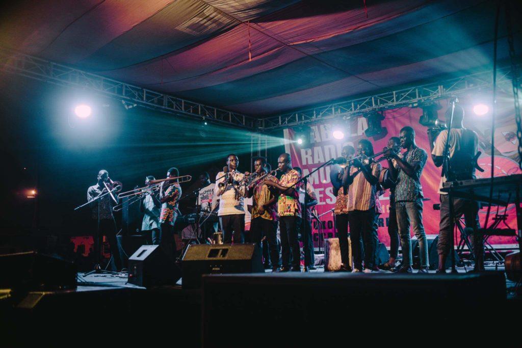 Sabolai Radio Music Festival, Ghana
