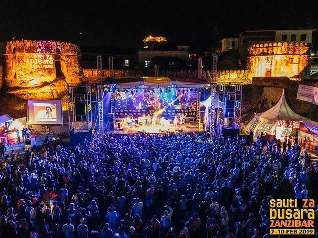 Sauti za Busara Swahili Music Festival, Zanzibar - Best African Music Festivals