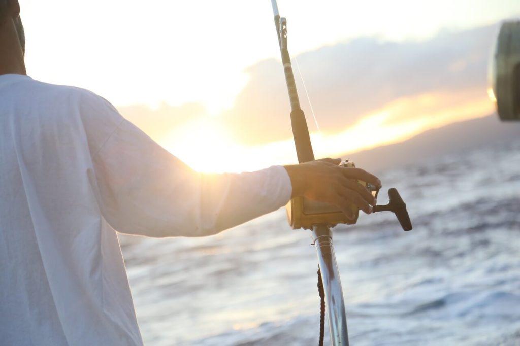 Deep Sea Fishing, Water activities in Zanzibar