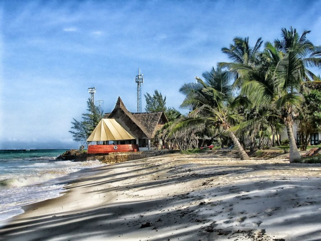 Diani Beach - Things to do in Mombasa