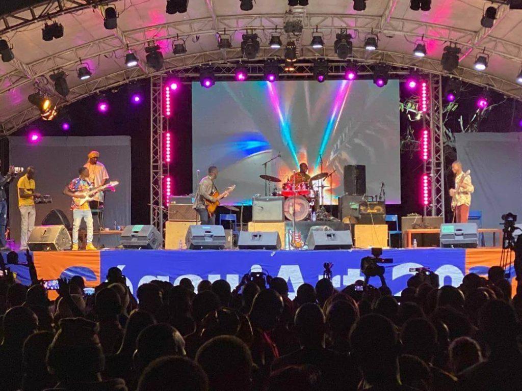 Festival sur le Niger, Mali