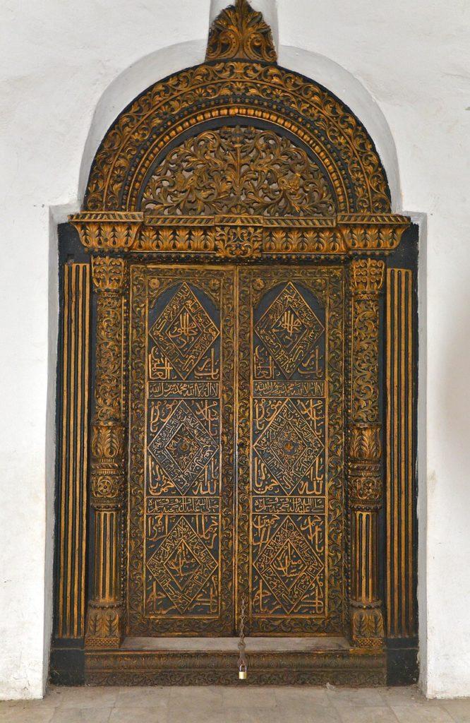 Discover Zanzibari Doors, Zanzibar