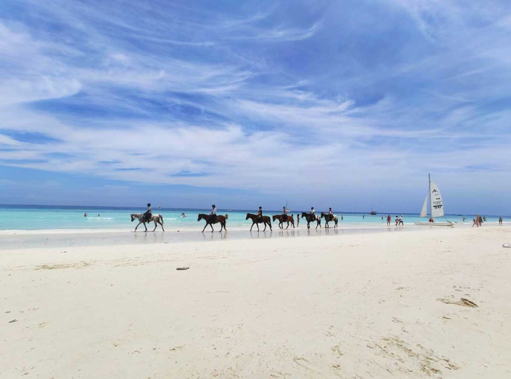 Horse Riding, Zanzibar