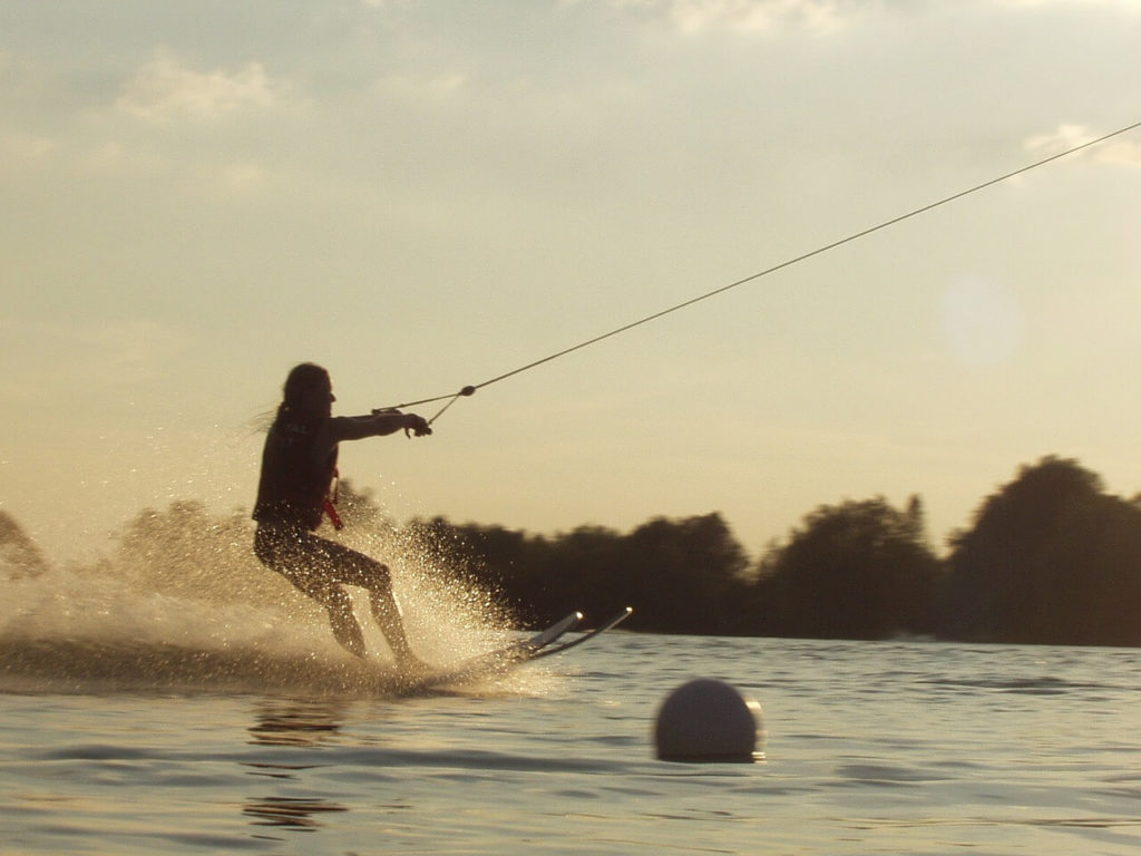Water Skiing and Wake-Boarding - Water Activities in Cape Verde