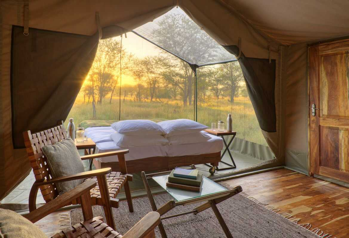 Olakira camp - Planning a luxury safari in Tanzania