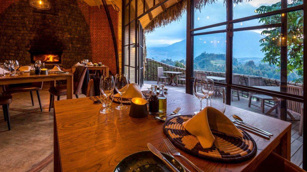 Bisate Lodge, Rwanda