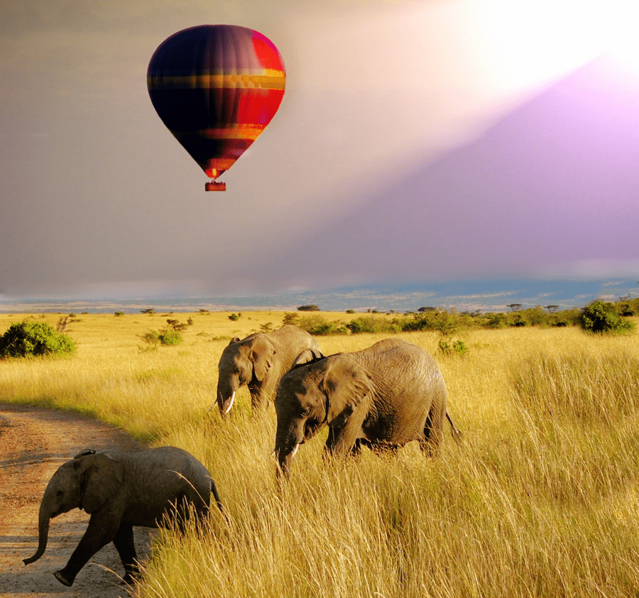Ballon Safari Serengeti - Planning a luxury safari in Tanzania