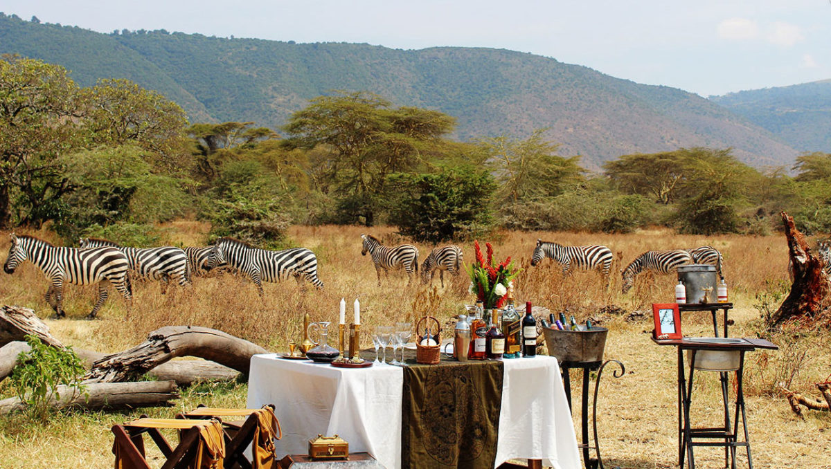 Best time for luxury safaris in Tanzania