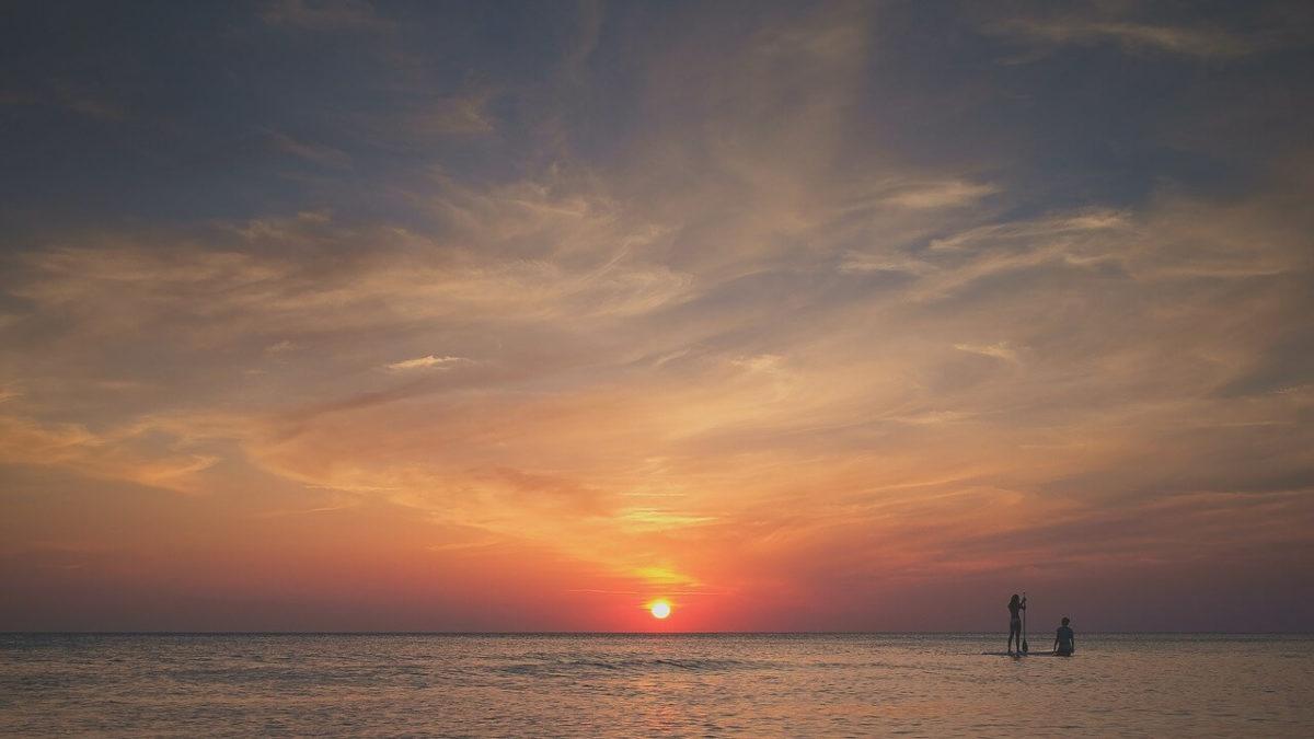 Stand-Up Paddling Zanzibar