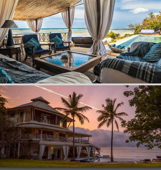 Luxury Safari in Kenya - Alfajiri Villas