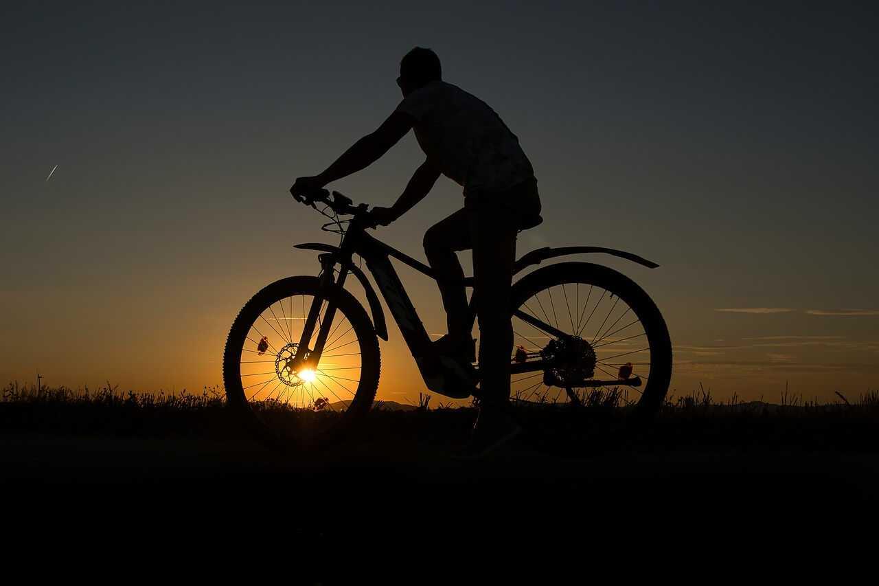 Bike around Table Mountain