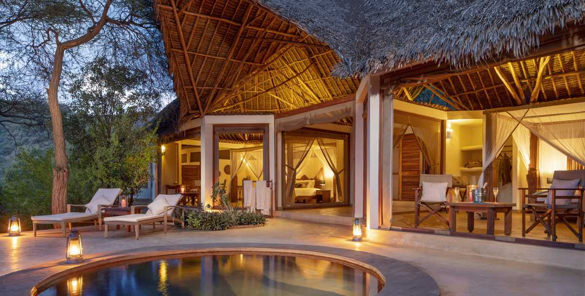 Lentorre Lodge - Luxury Safari in Kenya