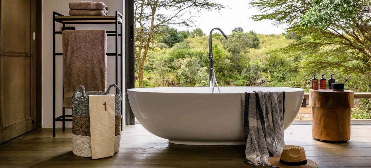 Luxury Safari in Kenya - Sanctuary Olonana