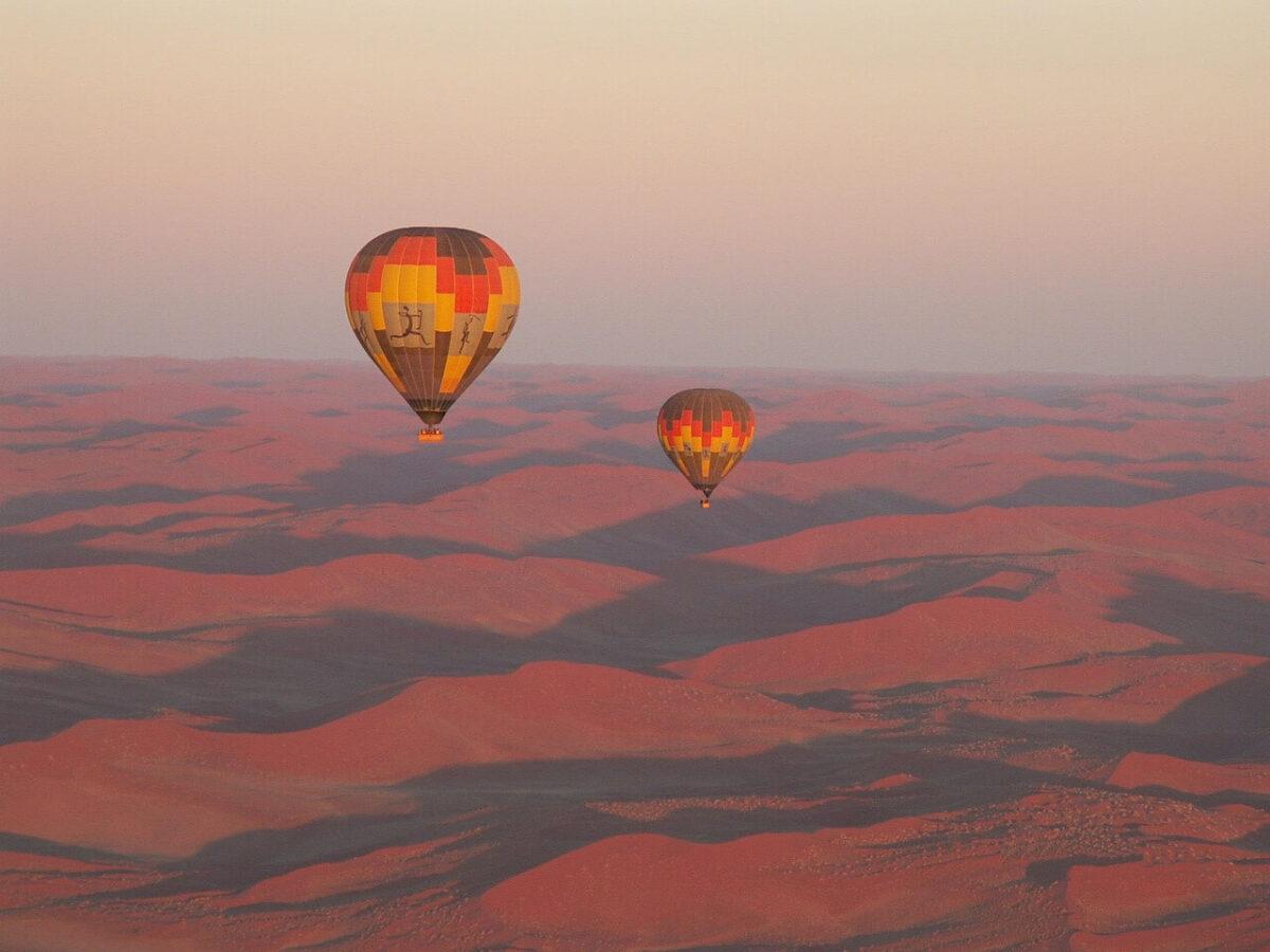 Activities in Namibia