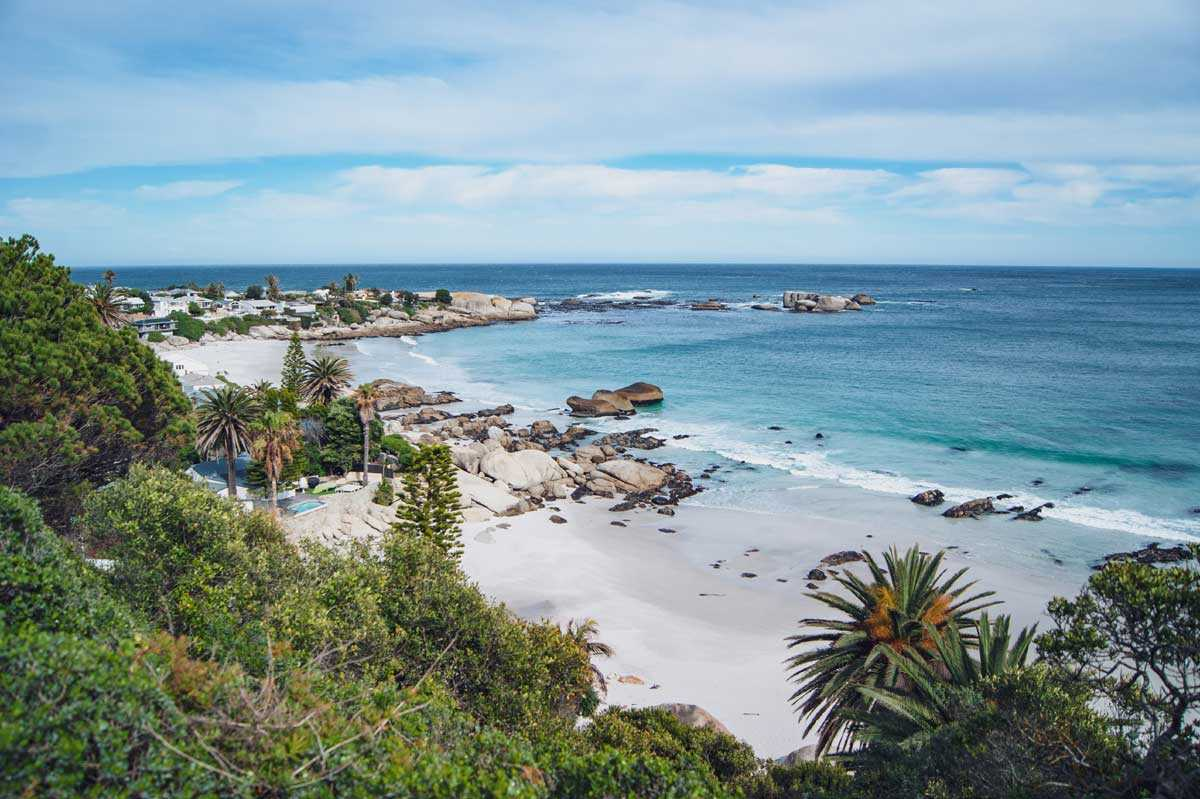 Clifton Beach South Africa - Things to Do in Cape Town